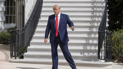Vertuschungs-Vorwurf an Trump