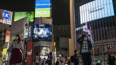 Japaner dürfen nicht mehr schreien