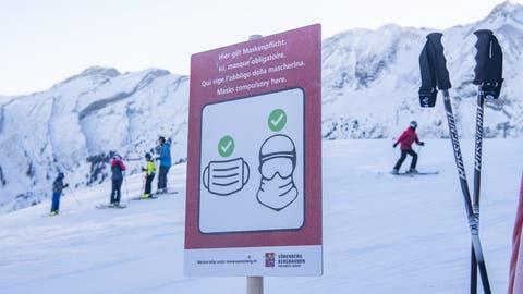 Bei Skiferien in der Schweiz: Belgierin steckt sich mit britischer Coronavariante an – nun sind 5000 Menschen in Quarantäne