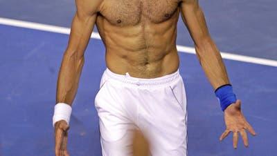 Novak Djokovic: «Ich wuchs im Krieg auf, das macht dich stärker und hungriger auf Erfolg»