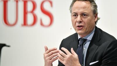 Über allem, was UBS-Chef Ralph Hamers plant, hängt ein Damoklesschwert