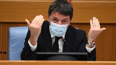 Mitten in der Pandemie: Ex-Premier lässt Italiens Regierung platzen