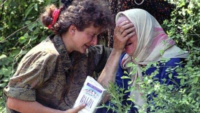 Die Welt hat einfach zugeschaut – das erzählen 3 Überlebende des Massakers von Srebrenica