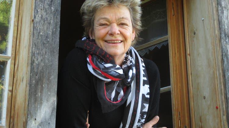 Maggie Frey-Lienhard ging als erste Präsidentin in die 150-jährige Geschichte der Wolfhäldler Lesegesellschaft Aussertobel ein. (Bild: PE)
