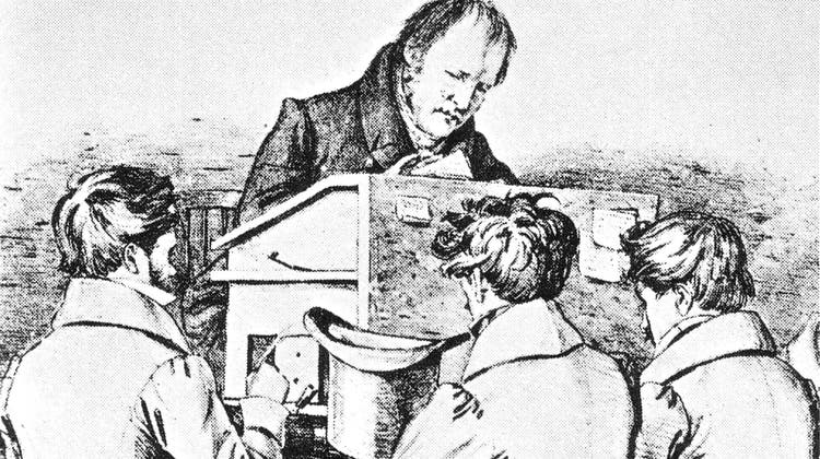 250 Jahre Hegel: Eine Vernunft, die keine Ruhe gibt