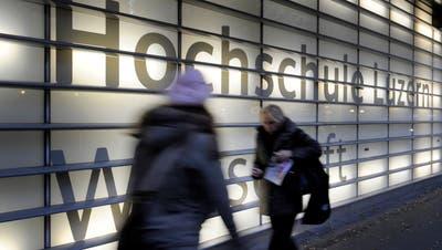 Studierende der Hochschule Luzern suchen Lösungen für Coronakrise