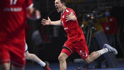 Für die After-Party hat die Energie nicht mehr gereicht: Der Aargauer Nati-Flügel Marvin Lier zieht nach der WM Bilanz