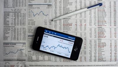 Beispielloser Schub: Kleinanleger stürmen Schweizer Börse
