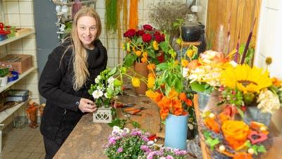 «Es ist so schade, dass Sie gehen»: Die beliebte Floristin verlässt das Dorf
