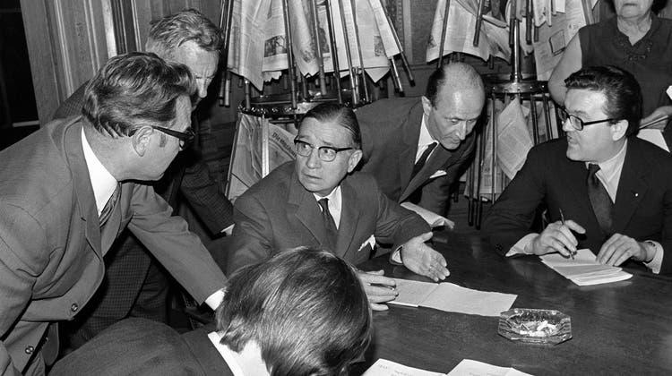 Der Vater aller Ausländerabstimmungen: Vor 50 Jahren wurde die Überfremdungs-Initiative verworfen