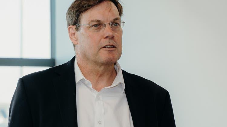 Swissport erhält einen neuen CEO: Warwick Brady. (Swissport)