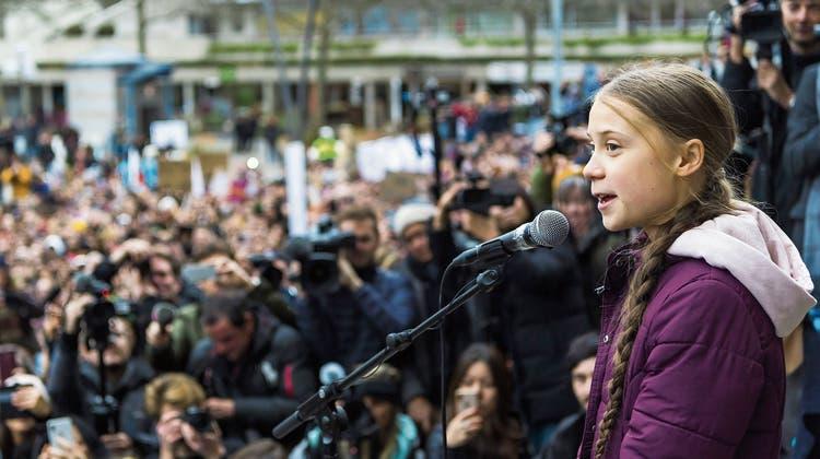 Der Film über Greta Thunberg startet in Brugg mit einer Podiumsdiskussion zum Klima