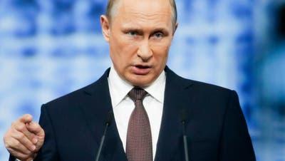 Kein zahmer Zar: Putin trägt das russische Macht-Gen in sich