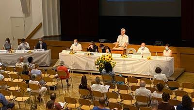 Nun hat auch Bremgarten ein Budget 2020: Gemeindeversammlung genehmigt die zweite Version deutlich