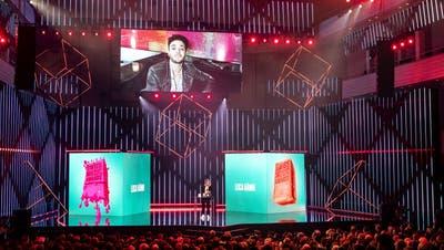 Das Corona-Virus musste an den Swiss Music Awards im Luzerner KKL draussen bleiben