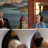 Die Ausgangslage im Kanton Luzern – CVP und SVP bei den Nationalratswahlen unter starkem Druck