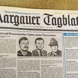 Doppelmord an Heiligabend: Als ein Rechtsextremer im Aargau einen Grenzwächter und einen Polizisten erschoss