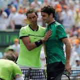 Ohne goldenen Löffel: Warum Federer, Nadal und Djokovic immer noch dominieren