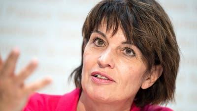 So will Doris Leuthard den Bundesrat umbauen: Ein Führungstrio soll die Regierung managen