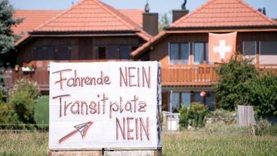 Ein Dorf wehrt sich: Kanton Bern will Transitplatz für Fahrende bauen – Widerstand ist gross