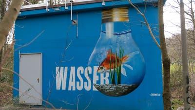 In der künftigen Fusionsgemeinde Böztal geht es jetzt um die Wasserpreise