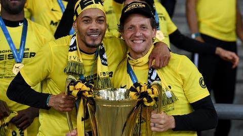 Dem 33 Jahre alten Cup-Fluch endlich den Garaus machen: Young Boys wollen gegen den FC Basel den Titel