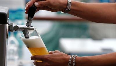 In der Krise war alkoholfreies Biergefragt – doch wie kommt der Alkohol aus dem Malzgetränk raus?