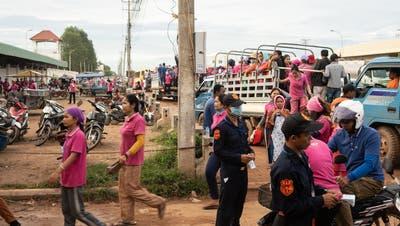 Kambodscha: Ein Leben zwischen Casinos und Tempeln