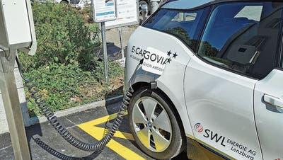 Carsharing «E-Cargovia» setzt ausschliesslich auf Elektroautos