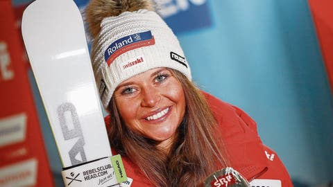 Wieso Skistar Corinne Suters auf ein Privileg verzichtet und wo Cédric Noger mit Beat Feuz mithalten kann