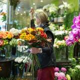 Zum Muttertag: Auf Google nimmt der Blumen-Trend ab, in den Geschäften läuft's