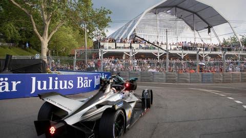 Veranstalterin der Formel-E-Rennen in Bern und Zürich ist konkurs