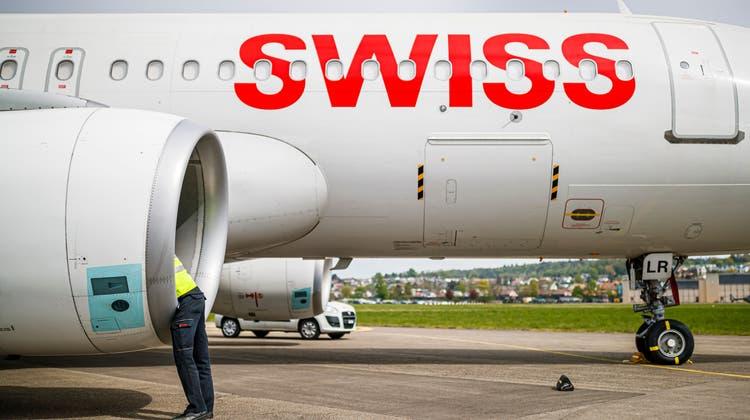 Die Swiss schneidet besser ab als die anderen Lufthansa-Airlines– doch gegen die Billigflieger hat sie keine Chance