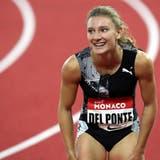 Ajla Del Ponte: Die Sprinterin, die auch Poetin ist