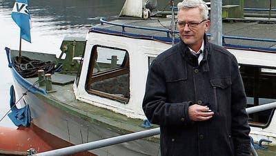 «Ein Floss gehört nach Laufenburg» – nur die Rheinzulassung fehlt