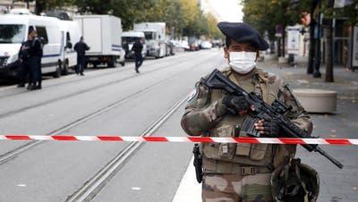 Attacke in Nizza: Frau in Kirche enthauptet – Frankreich verstärkt den Terrorschutz