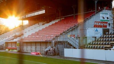 FC Aarau gegen GC: Ein kurzes Fan-Scharmützel – jetzt die Folgen
