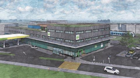 Ärztezentrum zieht in den Landi-Neubau beim Bahnhof ein – mit einem grösseren Angebot