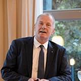 Regierungsrat Stephan Attiger mahnte am Wirtschaftstreffen: «Klima ist nicht einfach ein Umweltthema»
