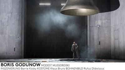 So fürchterlich war eine Saisoneröffnung noch nie: Der Oper läutet in Zürich die Totenglocke