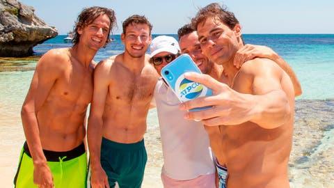 ATP-Cup: Nadal, Djokovic und Kollegen stehen in Australien trotz Feuerwalze im Geldregen