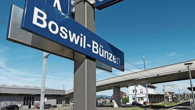 Boswil und Bünzen sprechen über Fusion – Arbeitsgruppe für Zusammenschluss gebildet