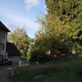 Brunnenmühle: Der Garten gehört nach wie vor der Einwohnergemeinde