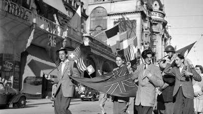 Vor 75 Jahren endete der Zweite Weltkrieg – warum wurde die Schweiz von Hitler verschont?