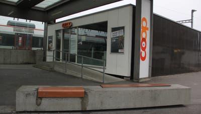 Bahnhof Brugg: Die SBB beantragen eine neue Bewilligung für den Coop-Pavillon bis Ende 2021