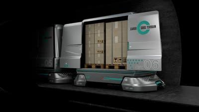 Cargo Sous Terrain: Das Riesenprojekt im Aargau und Solothurn erklärt