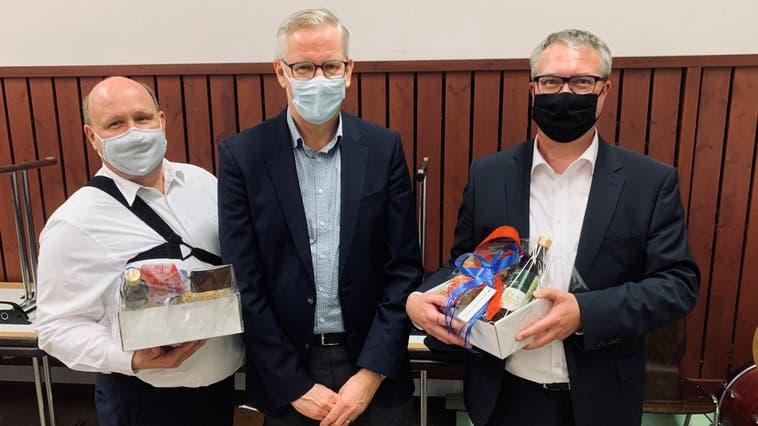 Freisinnige Regierungsratskandidaten in Starrkirch-Wil