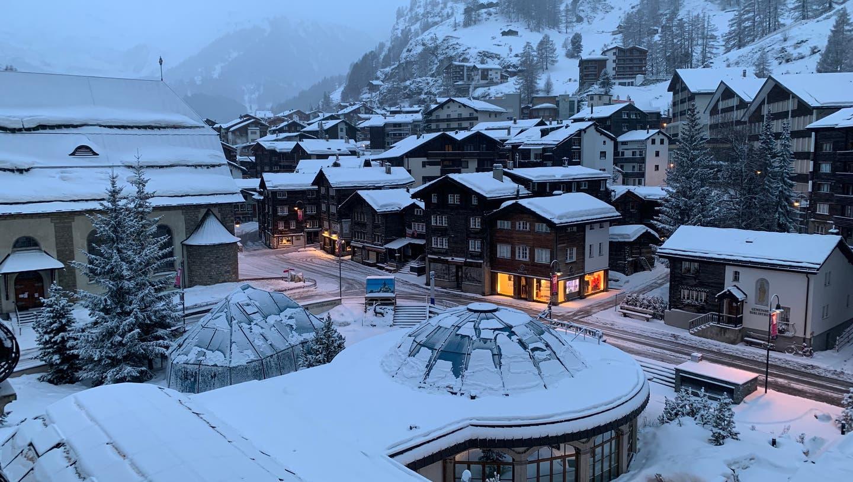 20. Skiweekend Faustballriege des TV Olten