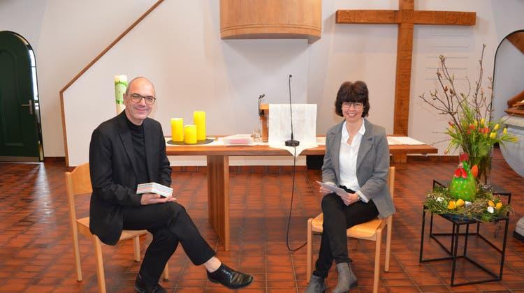 Ein Jahr als Pfarrer in Derendingen