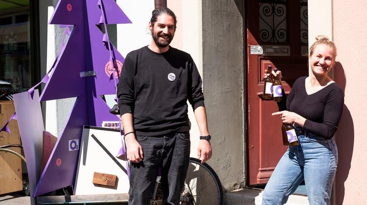Bier und Begegnungen: Olten jetzt! tourt für ein Olten, das miteinander redet, quer durch die Stadt.